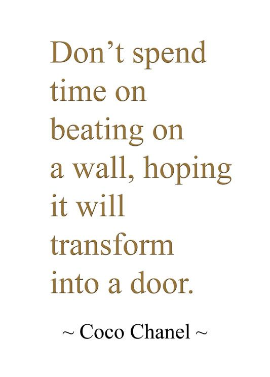 Work around it but do not break in. Because at one time, the wall was once a door.