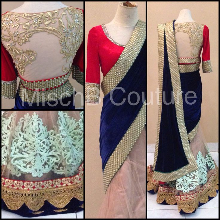 MischB Couture Saree Collection