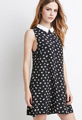 Daisy Shift Dress | Forever 21 - 2000096435