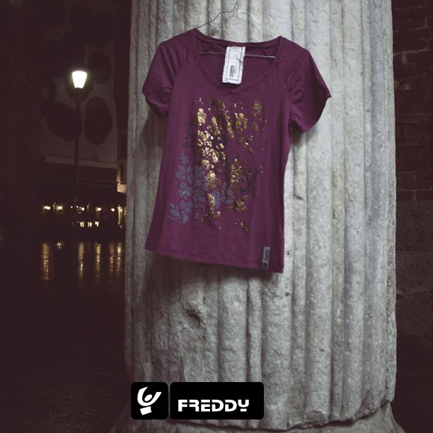 #Freddy #FW2013 #Collection #Woman #Fashion #Outfit #Fall #Winter  T-Shirt: http://bit.ly/19HaHzy