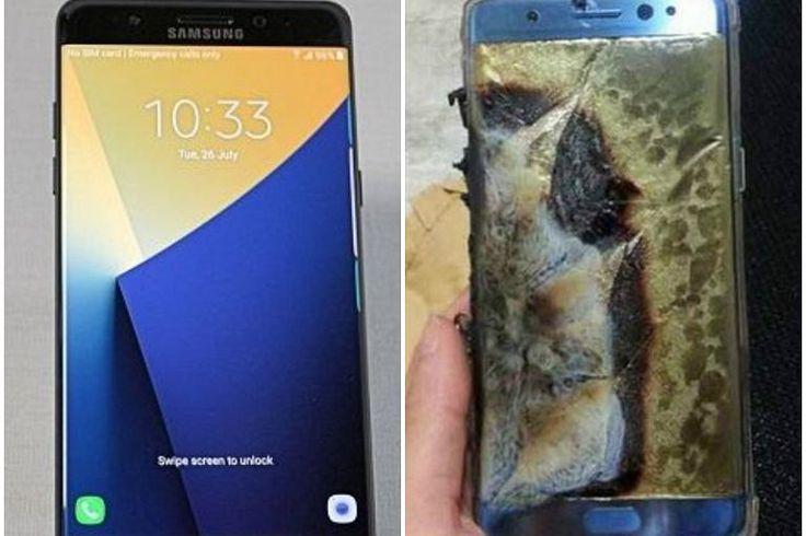 Samsung Electronics ogłosił, że wycofuje ze sprzedaży smartfony Galaxy Note 7…