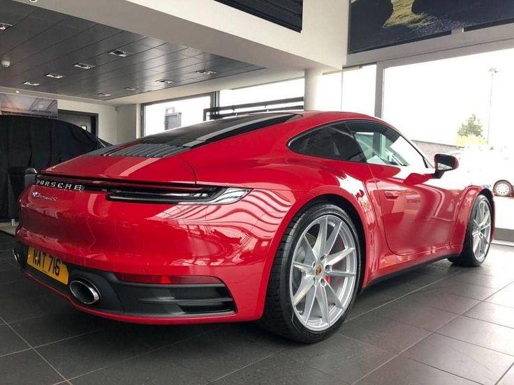 instagram Porsche 992 Fanpage Porsche, voiture iconique