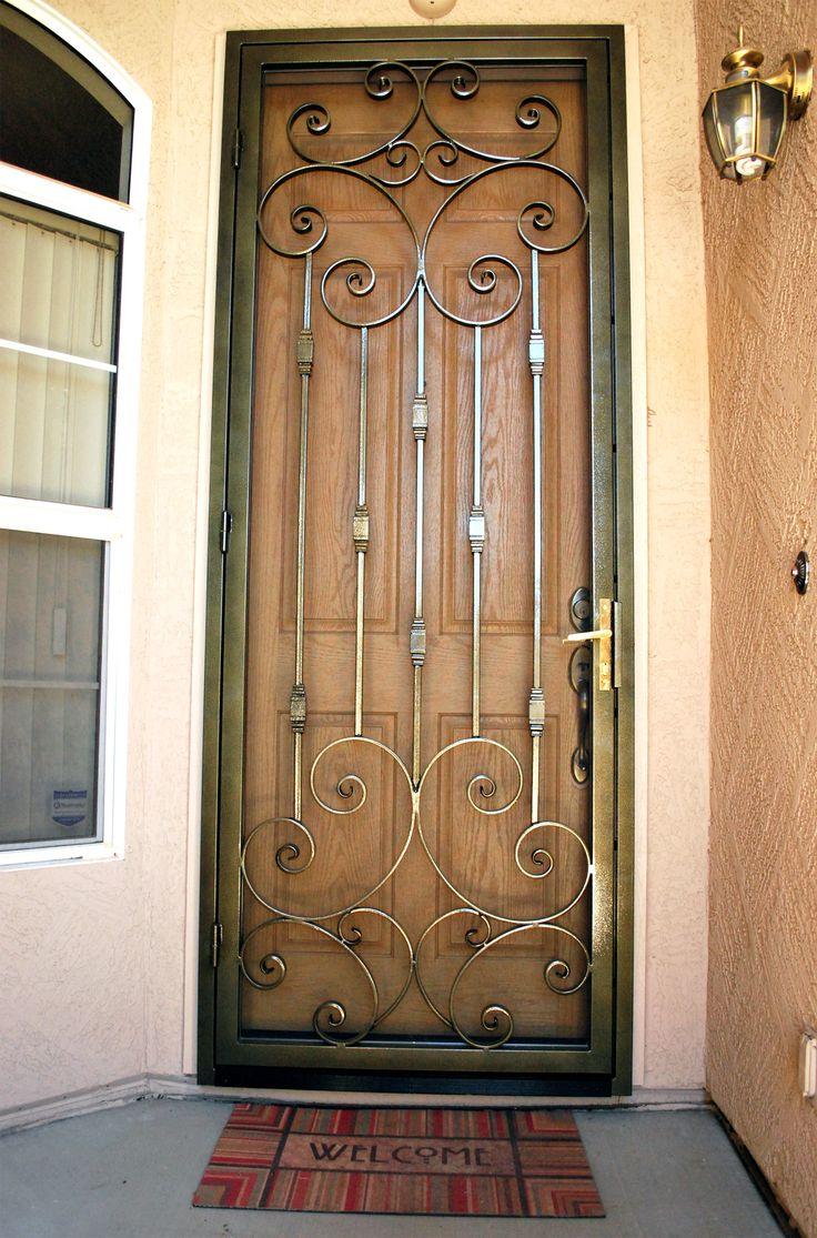 Security Screen Doors Security Screen And Security Door