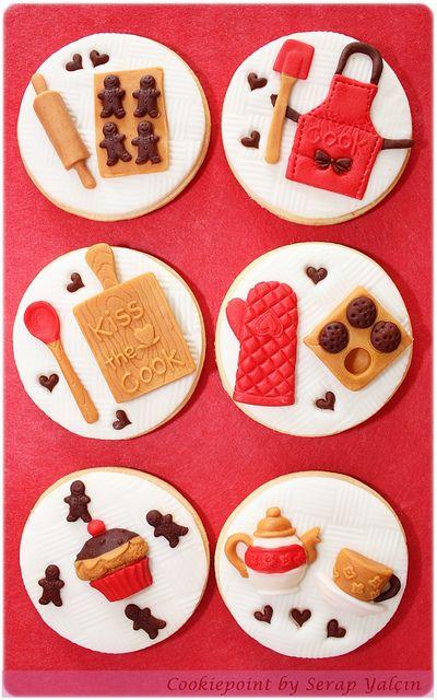 Kitchen Cookies