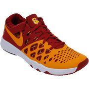 USC Trojans Nike Train Speed 4 Week Zero College Collection Shoes - Cardinal