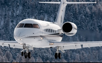 The Challenger 600/601 is one of the finest heavy jets developed by Bombardier Aerospace for charter business clients because it can take a charter air client from New York to London in a single flight for the maximum range for this the Challenger 600/601 is over 2,800 miles at a cruising speed of 540 mph. With cabin dimensions of 6.1' x 8.2 x 28.3, this jet provides ample space within. Accommodates up to 12 passengers.