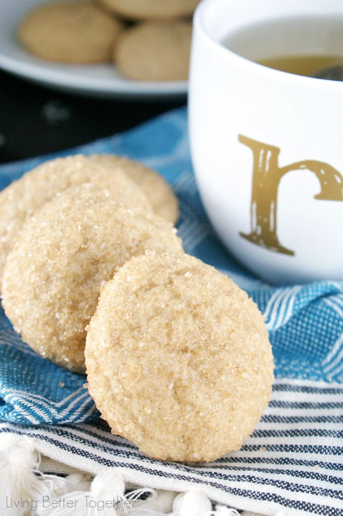 Ginger Nut Biscuits - The Outlander Recipe Series | Living Better Together