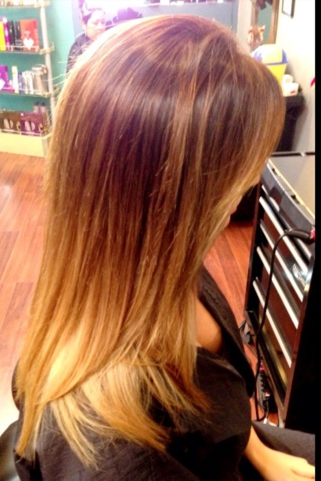 Caramel and honey blonde highlights | Hair | Pinterest