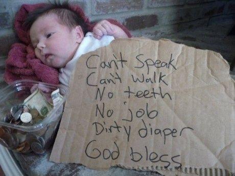 Hj�lp denne baby