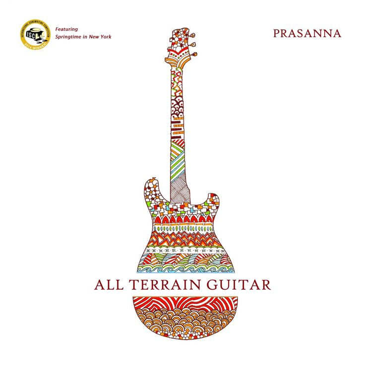 """Genre-Busting Songs, Pulsating Rhythms, and a 21st Century Guitar Statement on Prasanna's """"All Terrain Guitar,"""" Out August 5""""'Springtime in New York' is as beautiful as chilling out in Central Park and having a masala dosa""""Academy Award-winning composer A.R. RahmanNew York City, New York, June 14, 2016: """"If you don't know about Prasanna, prepare to..."""
