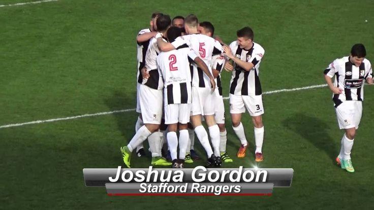 GOALS | Stafford Rangers 2 - 1 Coalville Town | Evo-Stik Premier [15.10.16]