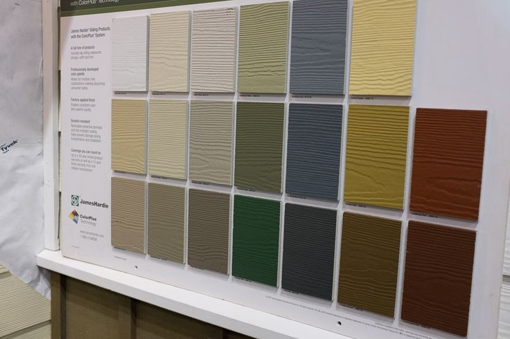 Colors For Hardie Plank Concrete Siding Port Townsend