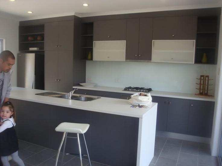 Laminex new graphite laminex inspiration pinterest for Laminex kitchen designs