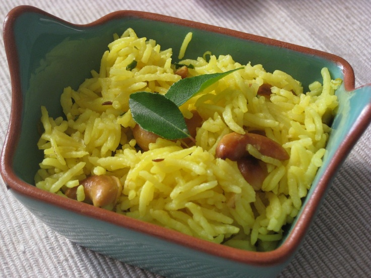 lemon cashew rice | Favorite Recipes | Pinterest | Rice and Lemon