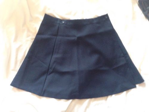 O'neills navy #netball/hockey #skirt waist size 32 #inches size 14,  View more on the LINK: 	http://www.zeppy.io/product/gb/2/181722035373/
