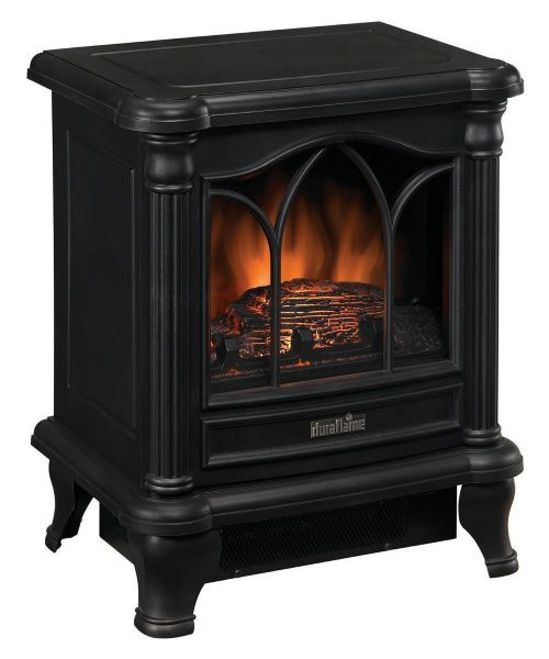 Duraflame Small Electric Stove - Electric Stoves at Hayneedle