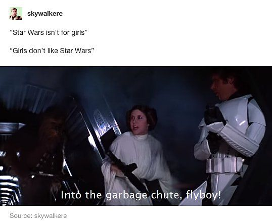 Star Wars fans are the funniest!
