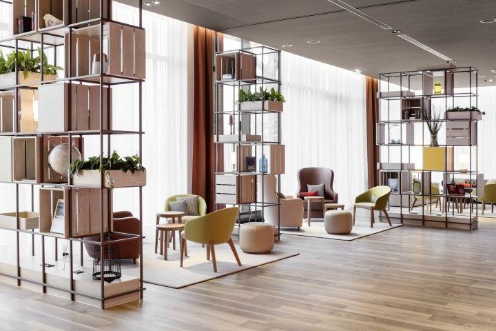 IntercityHotel by Matteo Thun + Partners, Braunschweig – Germany » Retail Design Blog