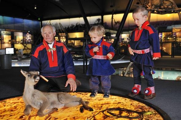 Sami Museum Siida, Inari in Finland. by saamiblog, via Flickr