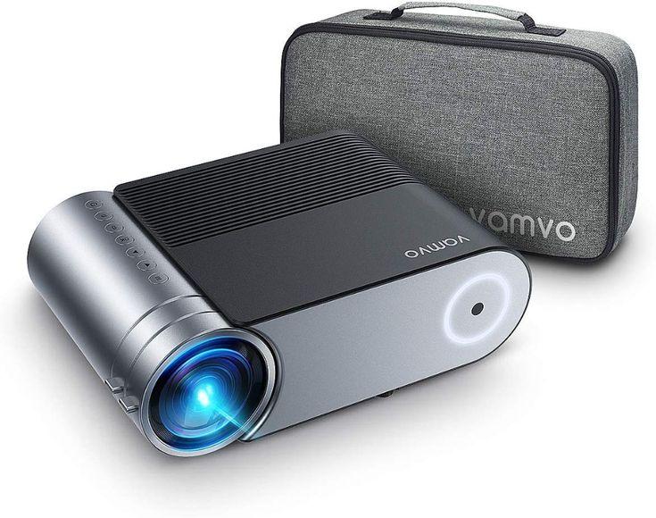 Amerteer mini projector l4200 portable video projector