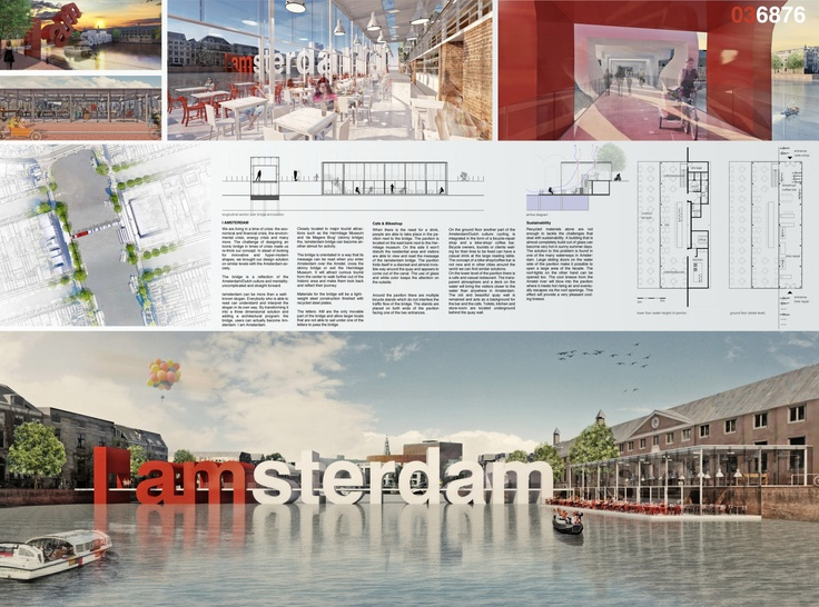 Best Architectural Presentation Boards Images On Pinterest