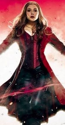 "Which ""Civil War"" Character Are You You got: Scarlet Witch You're a good person, but you're troubled by mistakes you've made in the past. You have a very open mind and find yourself attracted to unusual people sometimes."