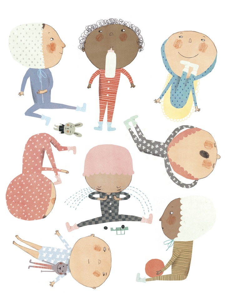 Kaksplus illustration - marika maijala