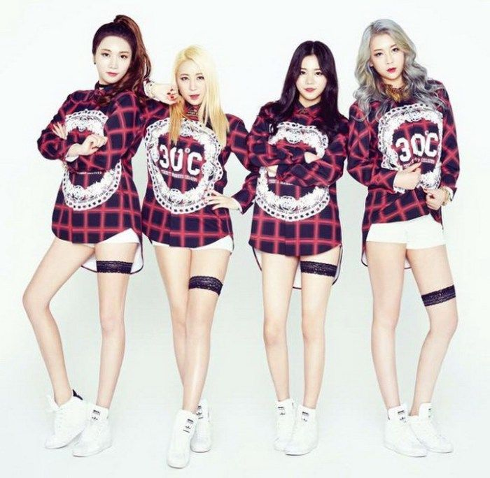 Hi.D is a South Korean Girl Group formed by Heroes Factory in 2016.