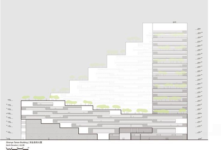 Gallery of Shenye TaiRan Building / ZHUBO DESIGN - 16