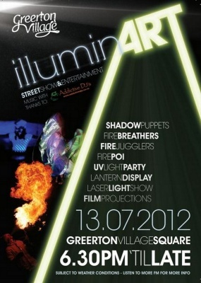 illuminart, Street Show & Entertainment