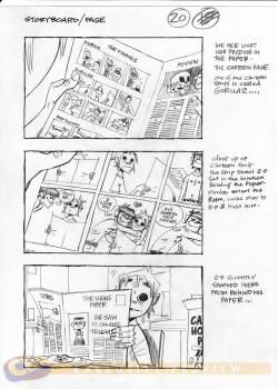 """EXCLUSIVE: Gorillaz """"DoYaThing"""" in New Video Storyboards - Comic Book Resources"""