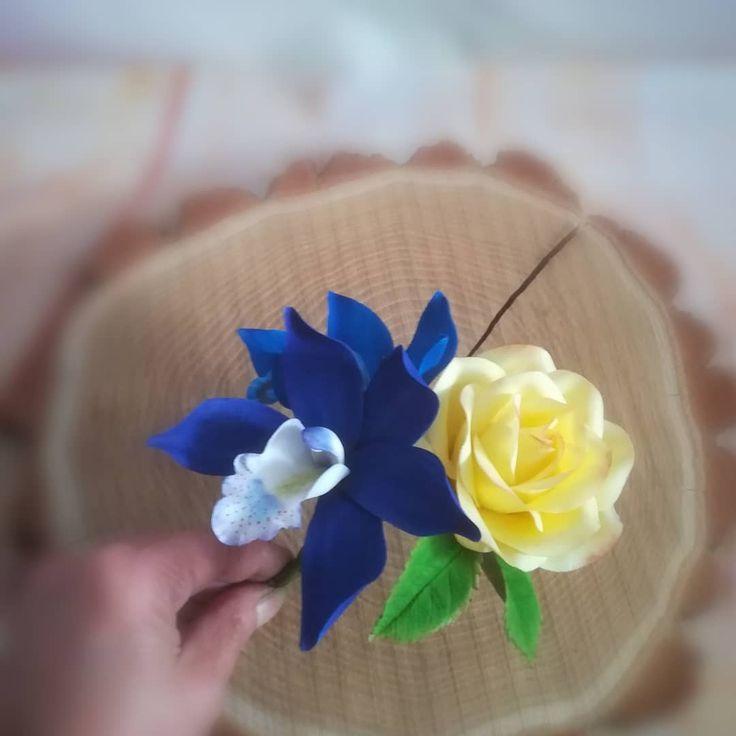 Sugar orchidea, sugar rose