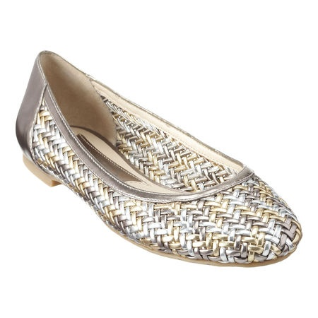 Nine West - Allix.  $69.  Tried these on in the Pittsburgh airport but couldn't pull the trigger...hmmm...: Pattern Round, Chevron Ballets, Custom Shoes, Doctor Designed, Silver Shoes, Luxury Custom, D Lucs Doctor