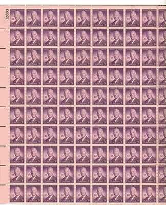 Alfred E Smith Sheet of 100 x 3 Cent US Postage Stamps NEW Scot 937 . $22.99. Alfred E Smith Sheet of 100 x 3 Cent US Postage Stamps NEW Scot 937