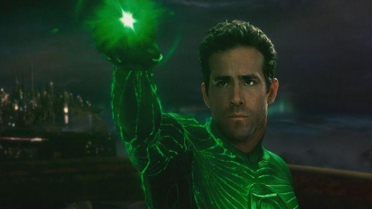 Green Lantern 2011 - Hal Jordan V Sinestro Training Scene 1080p - YouTube