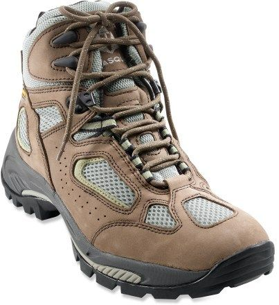 Vasque Breeze Gore-Tex XCR Hiking Boots - Women's  Waterproof hiking shoes are a must!