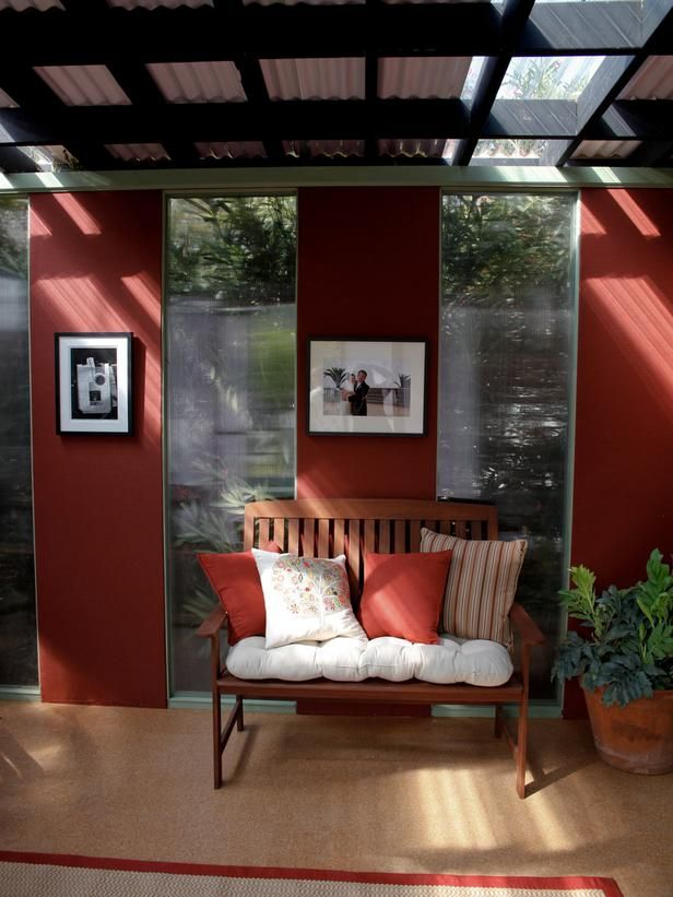 Asian Outdoors From Jamie Durie On HGTV I Like The Roof This With