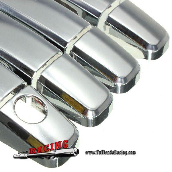 Juego de Cubiertas Pomos Tiradores Puertas con Adhesivo para Chevrolet Cruze Sonic Malibu Aveo Sedan - 12,12€ - TUTIENDARACING - ENVÍO GRATUITO EN TODAS TUS COMPRAS