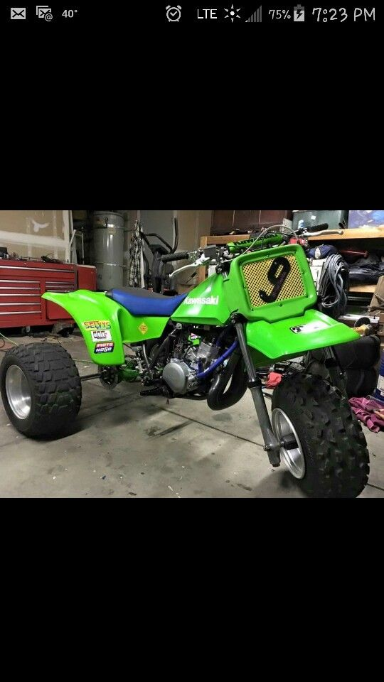154 best images about atv on pinterest for Garage 4x4 ain