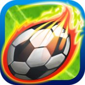 Head Soccer A soccer game with easy controls that everyone can learn in 1 second.