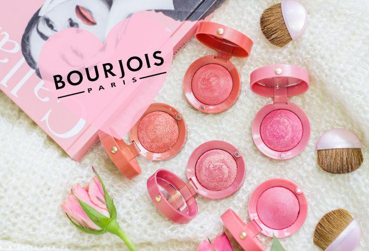 Kultowy róż w kamieniu Bourjois Pastel Joues - gdzie najlepsza cena? - Gdzie Promocja
