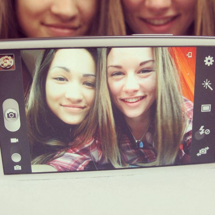 With my beautiful best friend #foto #ideas
