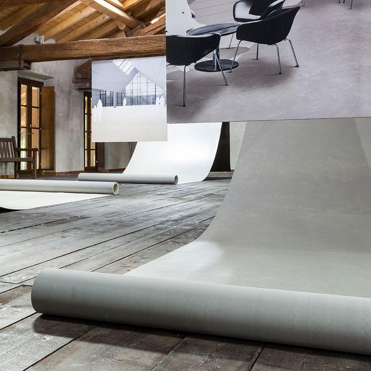 Screed presentation - Basiglio, Italy / https://www.pinterest.com/artigo_flooring/screed/