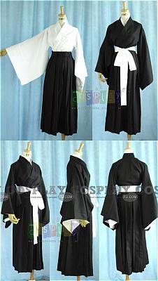 Ichigo Cosplay (Kimono) from Bleach