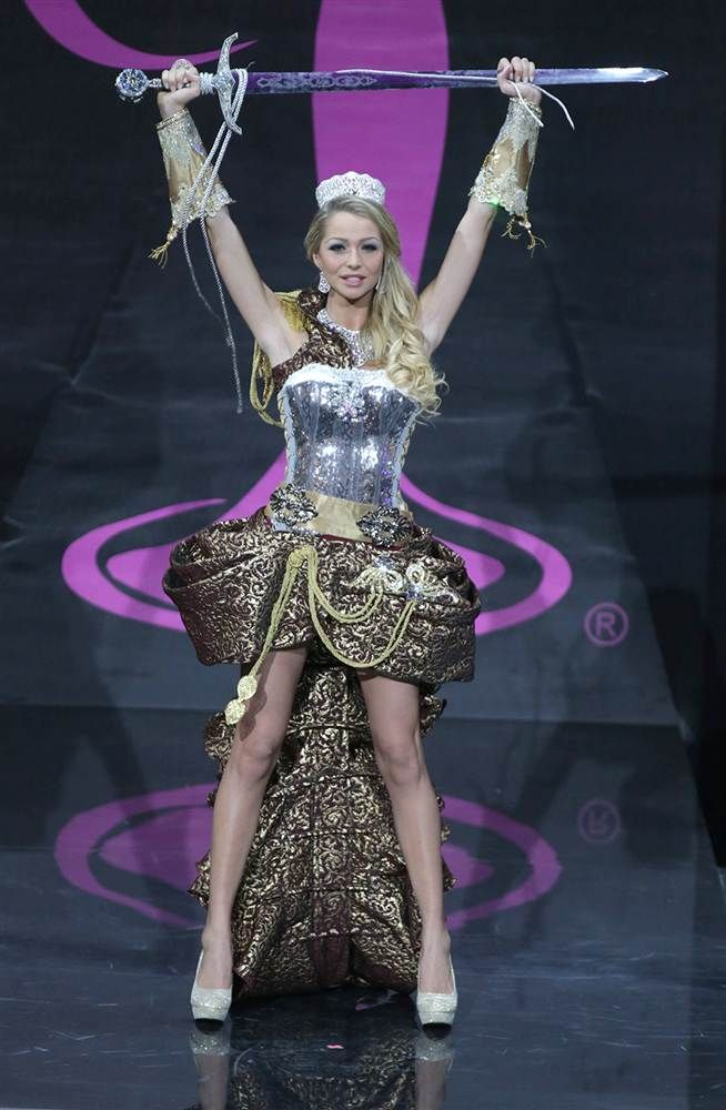 Miss Universe 2013: The National Costume Show - Sweden
