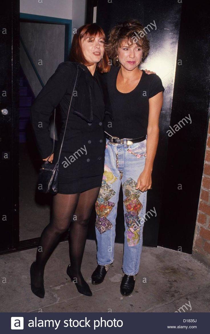 DINAH MANOFF with Kristy McNichol 1992.l3574.(Credit Image: © Lisa Rose/Globe Photos/ZUMAPRESS.com) Stock Photo