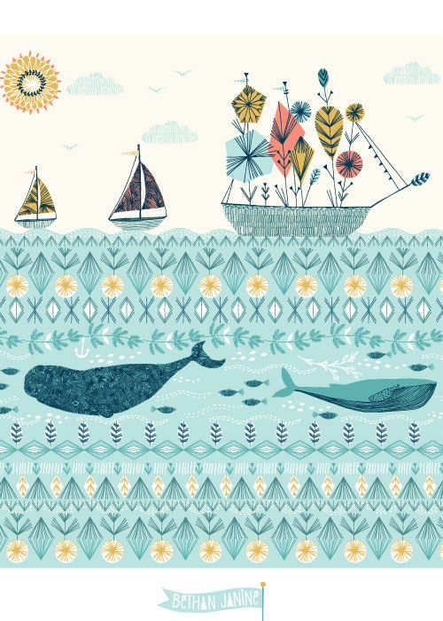 the sea- bethan janine