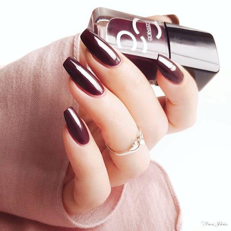 Mejores 18 imágenes de nail color en Pinterest   Esmaltes, Colores ...