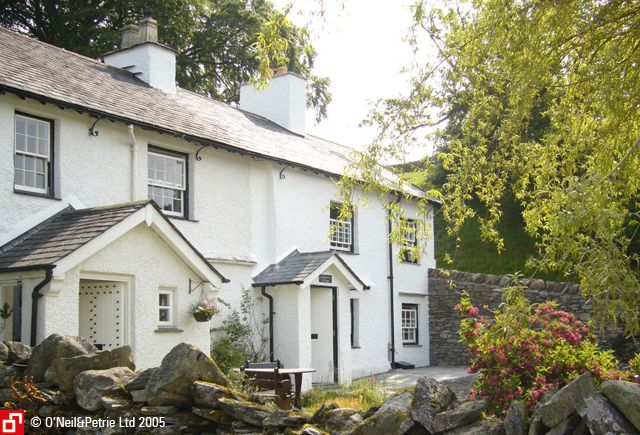 Bowness-On-Windermere - cottage restoration and extension.