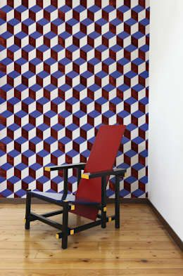 Walls & flooring by MUES design